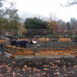 Memorial Under construction