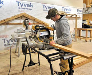 In just thirty-six weeks, you can become a trained carpenter ready to apply your skills in a richly satisfying career! When you successfully complete the Northwest College of Construction's (NWCOC) new Residential Carpentry Training program, you will receive a Certificate of Completion from NWCOC and a Trade Certification through the National Center for Construction Education and Research (NCCER).